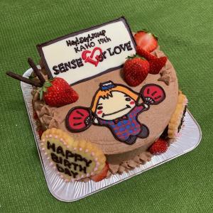 HAPPY BIRTHDAY KAHO-chan\(^o^)/
