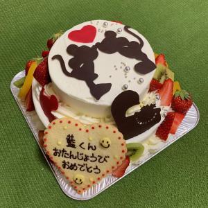 HAPPY BIRTHDAY 藍くん\(^o^)/