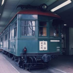 東急のおじいちゃん電車
