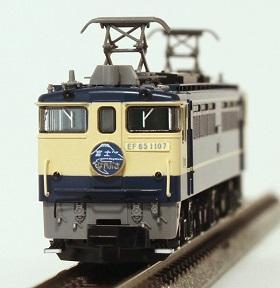 富士ぶさ代走 EF651107 再現