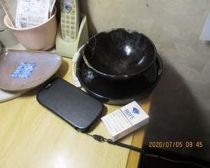 ソテツの鉢の思い出