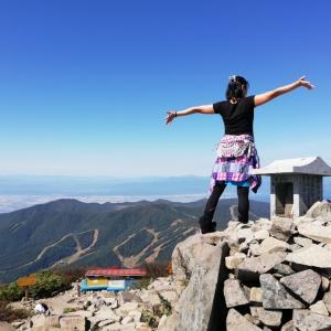 磐梯山へ登ってきました!