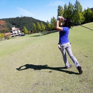 ゴルフです!