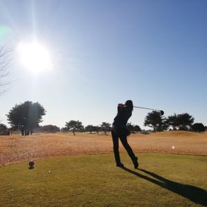 快適なゴルフでした!
