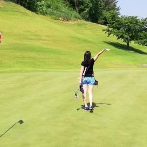 先日の猛暑ゴルフで使った暑さ対策グッズ