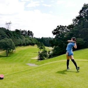 ラウンドです★佐久リゾートゴルフ倶楽部