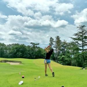 今日はゴルフです★うぐいすの森ゴルフクラブ&ホテル馬頭