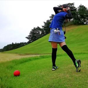 明日はゴルフに行ってきます!