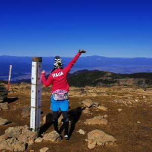 今日は登山です★蔵王山(宮城県)