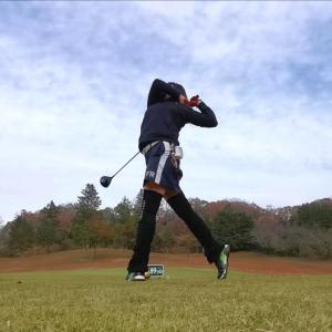 ラウンド★カバヤゴルフクラブ2日目