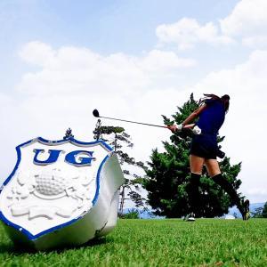 旅行最終日はゴルフです★ユーグリーン中津川ゴルフ倶楽部