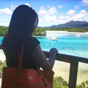 石垣島旅行後記★石垣島の観光で米原ビーチと川平湾に行ってきました。