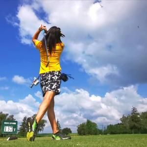ノーザンカントリークラブ錦ヶ原ゴルフ場でゴルフです。
