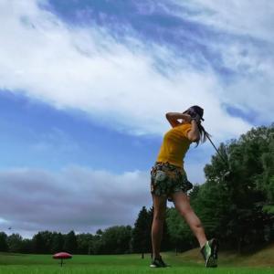 北海道旅行3日目は「クラークカントリークラブ」でゴルフでした。