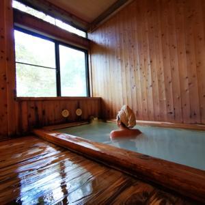 明日から奥穂高岳へ、今日は前日入りで温泉宿です。