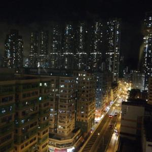 香港&台湾旅行1日目★香港観光を楽しみました!