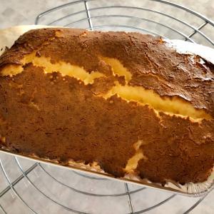 スペイン風チーズケーキ?