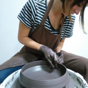 陶芸シーズン始まる