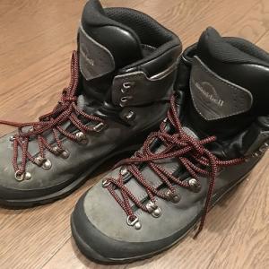 登山靴の購入