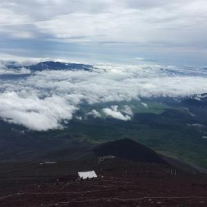 「富士山」2019/7/21