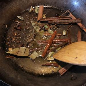 豆キーマカレーを作りました