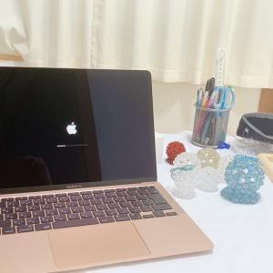 諸般の事情につき、Macデビューしました。