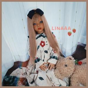 LINAちゃんのワンピース。
