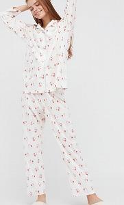 ユニクロでパジャマ購入。