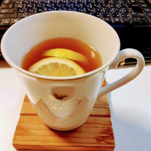 はちみつレモン作ってみました