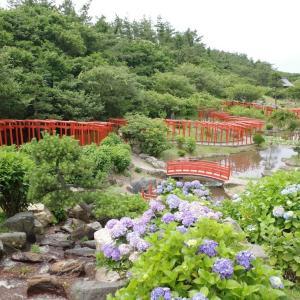 【幻のコースを】津軽半島夏景色【乗用車で】