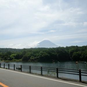 【富士に振られる】健康ランド三施設巡りの旅-03【夏休み】