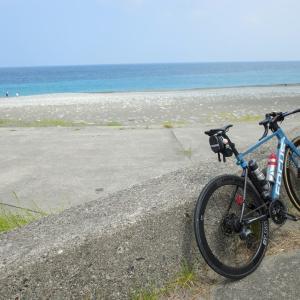 【出張ついでに】富山湾岸サイクリング-1/2【自転車遊び】