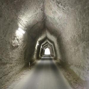 【岩に刻み】房総素掘りトンネルポタ #03【木に刻み】