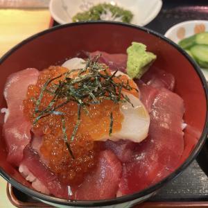 【海鮮丼と】ランチついでに足を延ばして【御朱印集め】