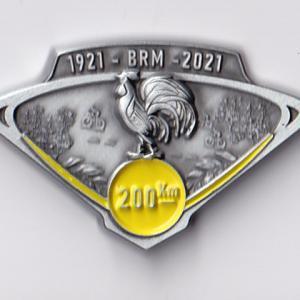 【開催100周年】BRM911【記念BRM】