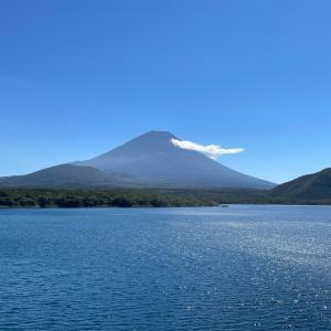 【湖水越しの富嶽を】富士五湖巡り-02【コンプリート】