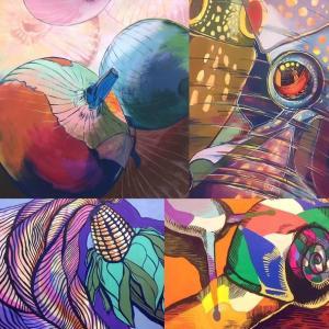 色彩4作品