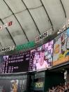 ヤクルト(東京)◯10x-9 7点差を逆転