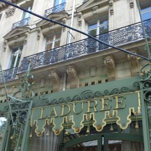 LADULEE「ラデュレ」シャンゼリゼ本店 史上最高至福のお味