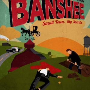 【hulu海ド】「Banshee」S1感想/S2は10月31日配信!!!!