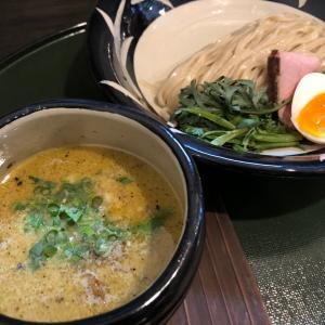 限定!浜名湖産カキと節の味噌つけ麺@ORIBE(豊橋)