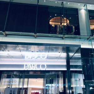 心斎橋PARCO オープンしました