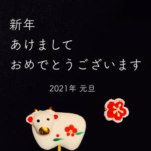 謹賀新年☆5日15:00より営業いたします。