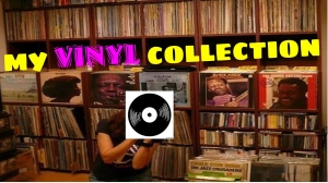 YOUTUBE公開しました➡MY VINYL COLLECTION 2020-01