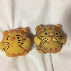 3代目のライオンくん