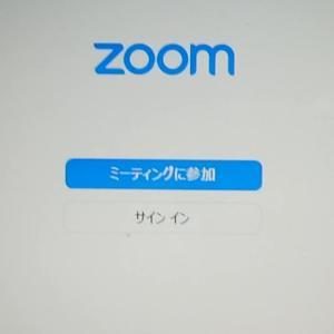 人生初 zoom