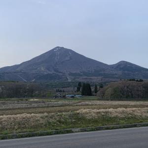 会津 磐梯山 2021.5.4