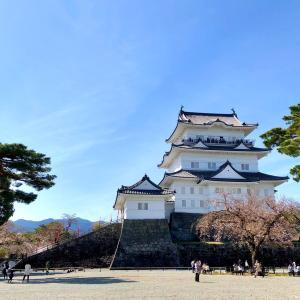 小田原城と紐ブーム