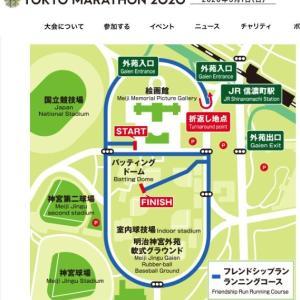 東京マラソン フレンドシップラン