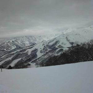 白馬岩岳スノーフィールドは雪たっぷり!